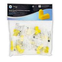 Protector Auditivo NA6100113 Espuma sin Cordón Amarillo x10 pares