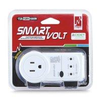 Protector de Voltaje Smart 120V 1800W 15A