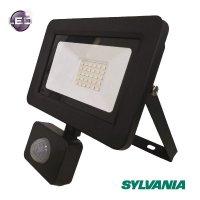 Reflector Led 30W 2000 Lúmenes Luz Fría Sensor Movimiento Sylvania