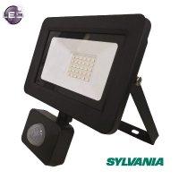 Reflector Led 50 W 3000 Lúmenes Luz Fría Sensor Movimiento Sylvania