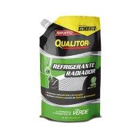 Refrigerante Radiador Verde Qualitor 1Ldoypack
