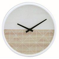 Reloj 30X30 Nordico