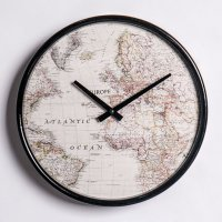 Reloj Estampado World
