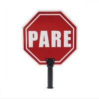 Señal Paleta Pare-Siga En C100 30Cms