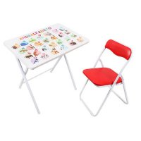 Set Infantil 60X40X56 Abc Animales