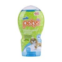 Shampoo Limpieza Suavidad Mascotas x280ml