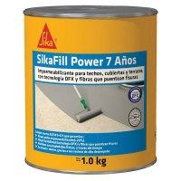 Sikafill-7 Power Rojo 1 Kg