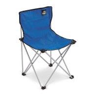Silla Básica Camping Azul