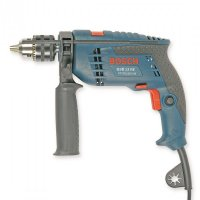 "Taladro Percutor 1/2"" 600W 3000 Rpm Velocidad Variable Reversible Bosch"