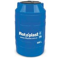 Tanque Tipo Botella de 600 Litros Rotoplast