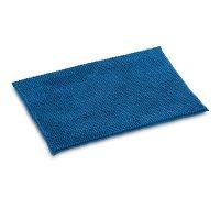 Tapete Baño Shaggy 40X60 Azul
