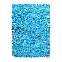 Tapete Bengali Azul 50X90cm 100%Poliester