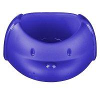 Tazon Perro Plastico Sanremo 300Ml Azul