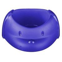Tazon Perro Plastico Sanremo 650Ml Azul