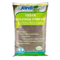 Tierra Biológica Compost Plantas x3kg