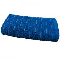 Toalla 400 Gms 50X80 Azul Indigo Moises