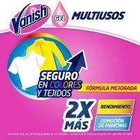 Vanish Líquido Rosa 900ml