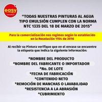 Vinilo Antihumedad Sella Impermeabiliza Pinta Blanco x5gal