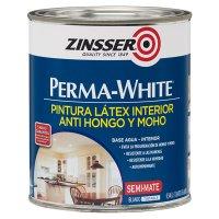 Vinilo Byc 1gl Permawhite Blanco Semimate