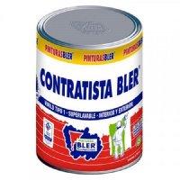 Vinilo T1 Bler® Contratista 1Gl Blanco