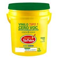 Vinilo T1 5gl Cero Voc Tito Pabon Blanco