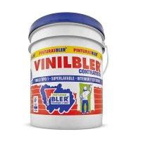 Vinilo T1 Bler® Contratista  5Gl Blanco