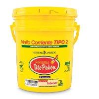 Vinilo T2 5gl Blanco Tito Pabon