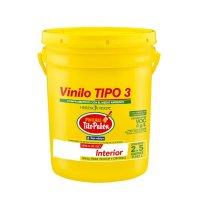 Vinilo T3 2.5gl Tito Pabon Blanco