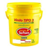 Vinilo T3 5gl Tito Pabon Blanco