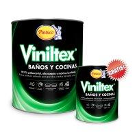 Vinilo Viniltex byc blanco gratis 1/4 gl