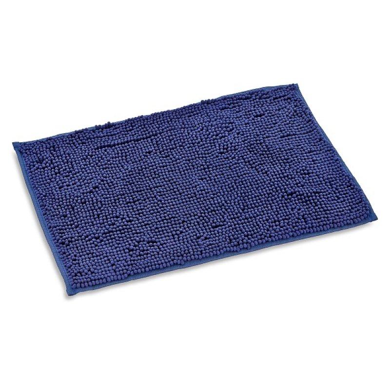 Alfombra Shaggy Element Baño 40X60 DIB Azul Oscuro