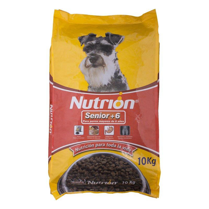 Alimento Perros Senior x10kg