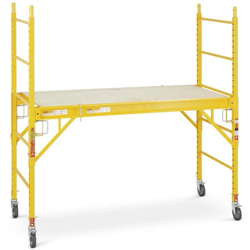 Andamio 180cm X180cm Capacidad Hasta 450kg
