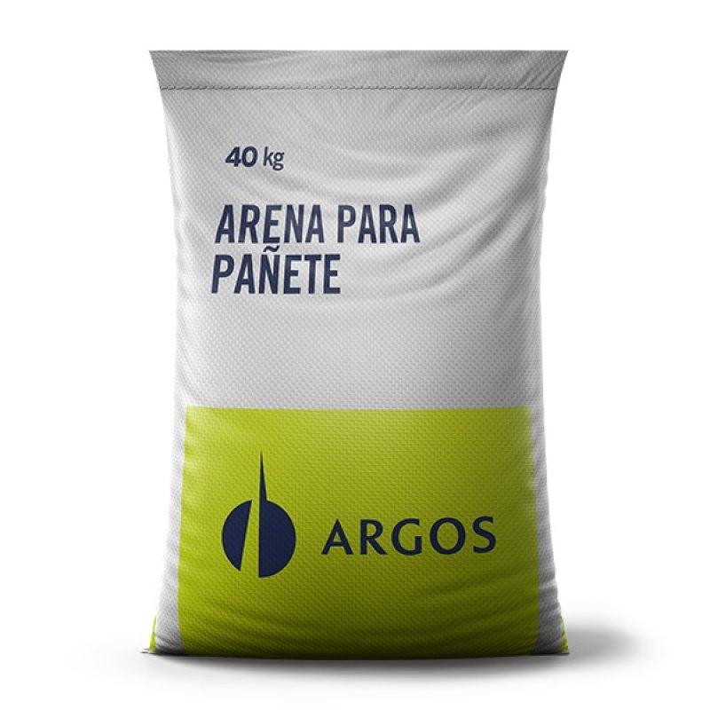Arena para Pañete Argos X 40 Kg