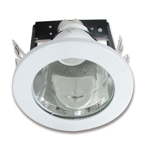 Bala de Incrustrar 1 Luz E27 10 cm con Vidrio Nippon