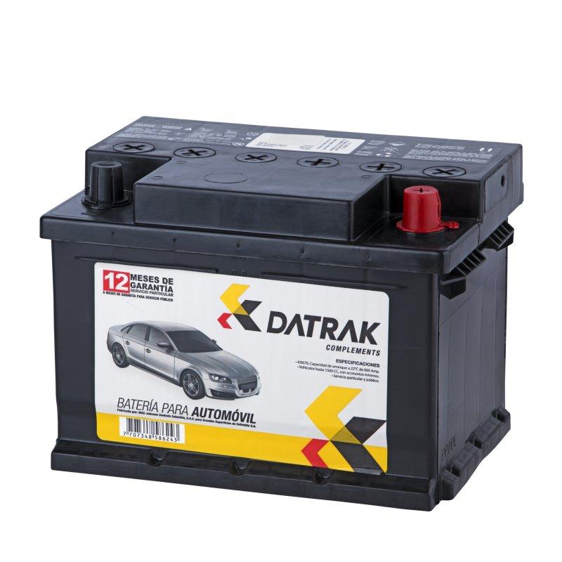 Batería Automóvil 42I670 580 Amp 12V