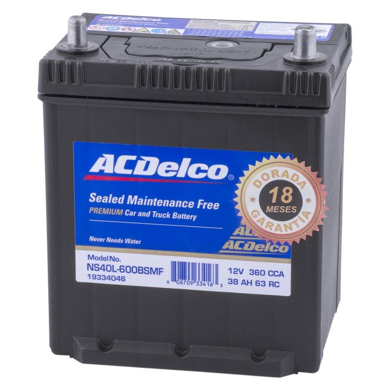 Bateria Dorada Automotriz Ns40L-600B Amp