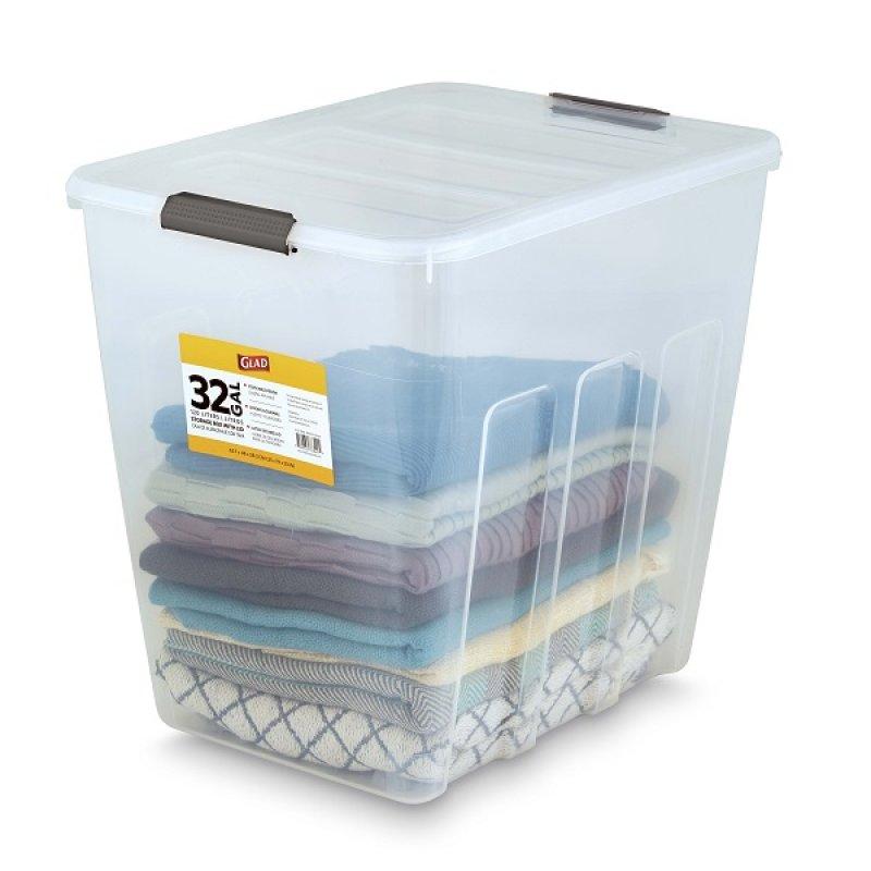 Baul Plástico 120 Litros Glade