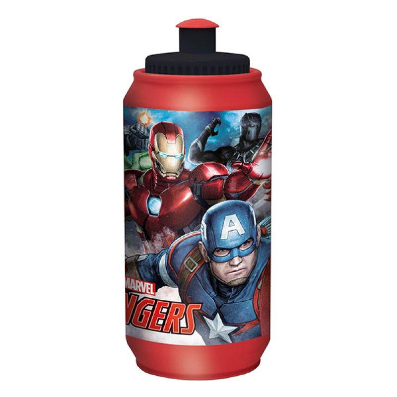 Botella Deportiva Avengers Gallery 430Ml