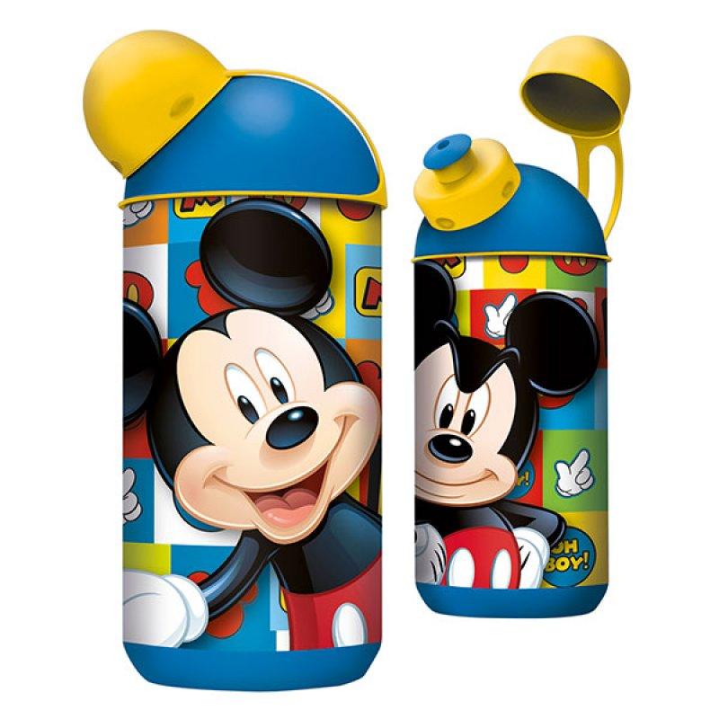Botella Ergo Capsula Mickey Icons 400Ml