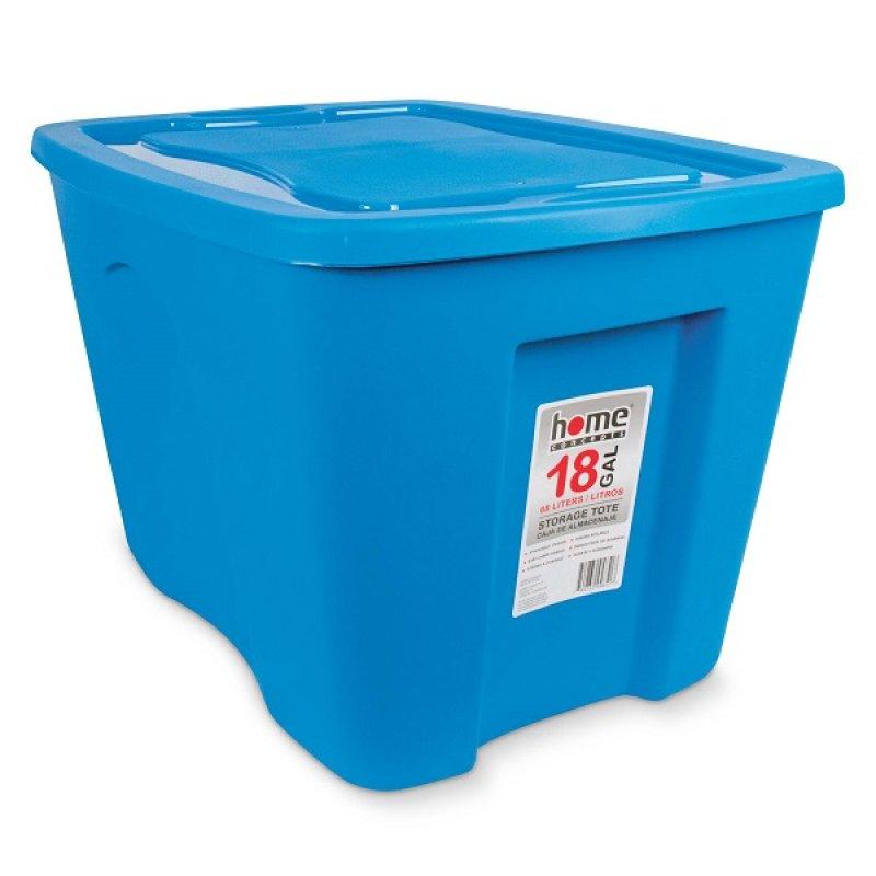 Caja Organizadora de 68 Litros Azul
