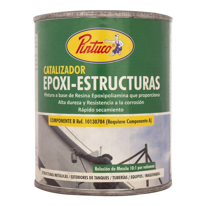 Catalizador Epoxi-Estructuras 10130704 Componente B Incoloro x1/8gal
