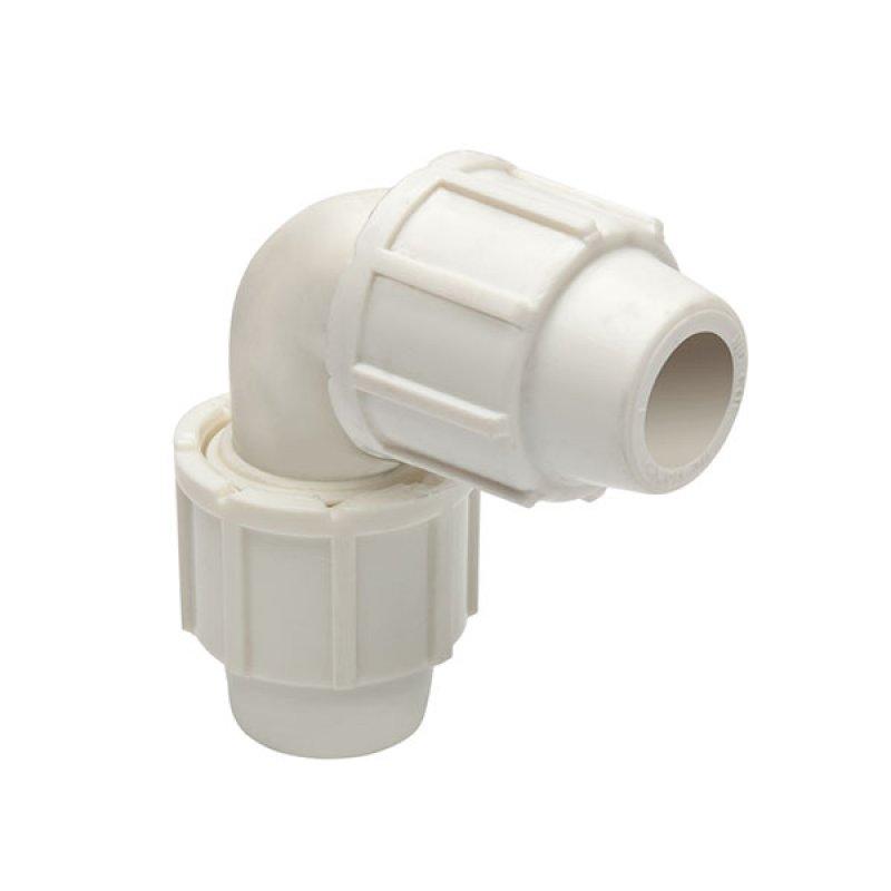 """Codo 1/2"""" Presión Agua Potable Pf 90° Pvc"""