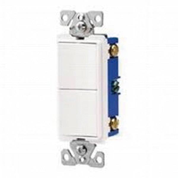 Combinación Dos Interruptores 3 Vías