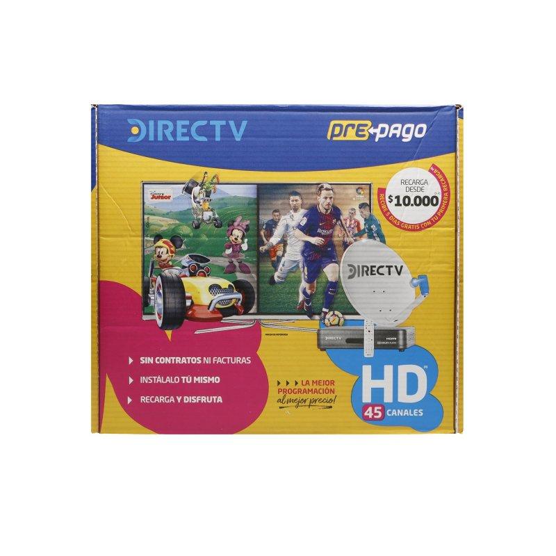 Decodificador HD 46 CM + Antena