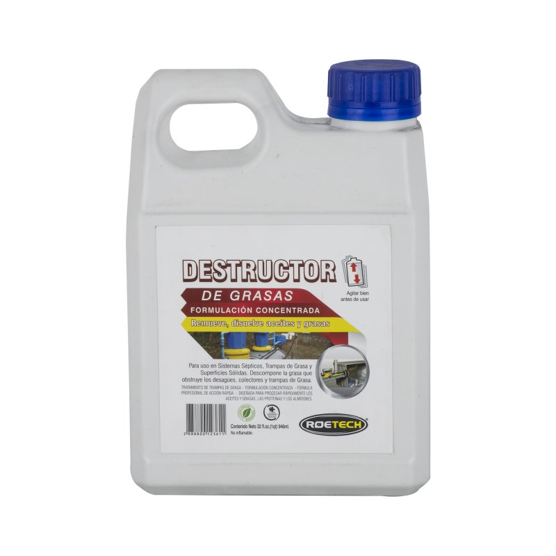 Destructor Grasa Fórmula Concentrada x946ml