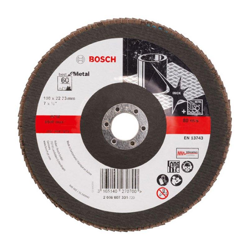 Disco 180 mm x 22.25 mm Metal