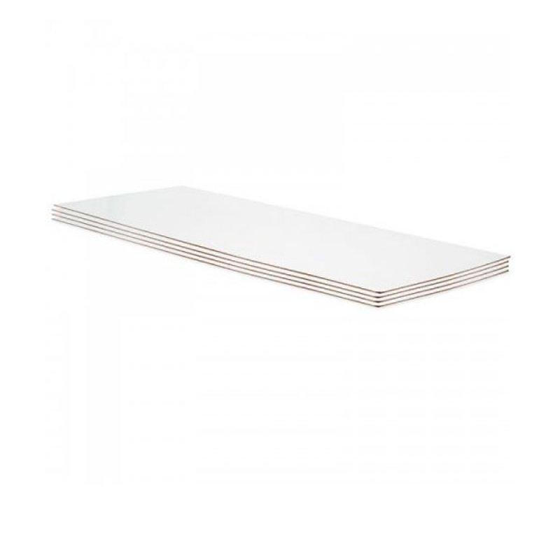 Durolac Unicolor 2,8Mm 185X244 Blanco