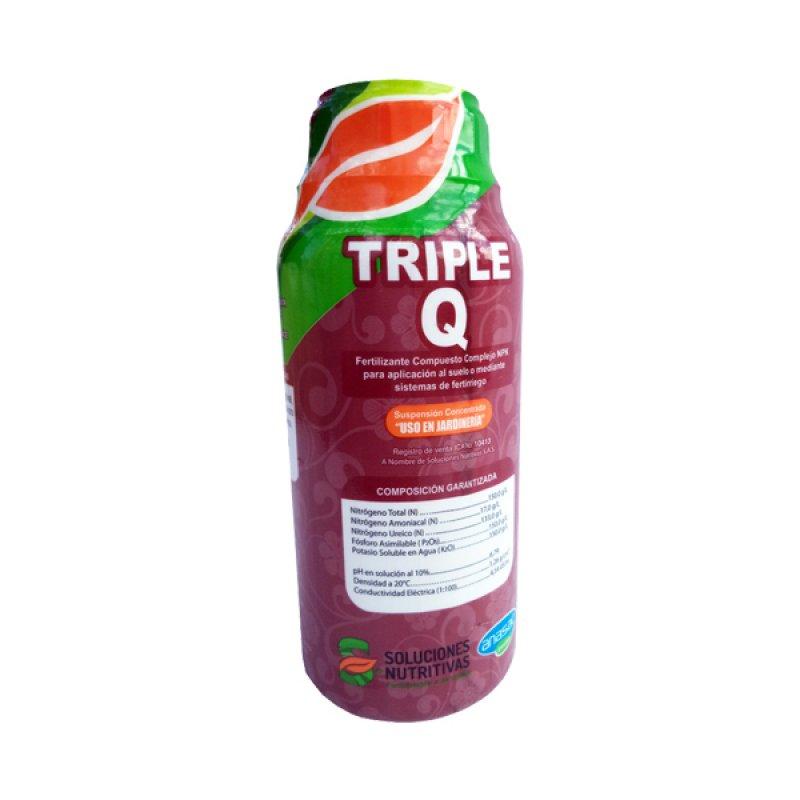 Fertilizante Triple Q 250 Ml