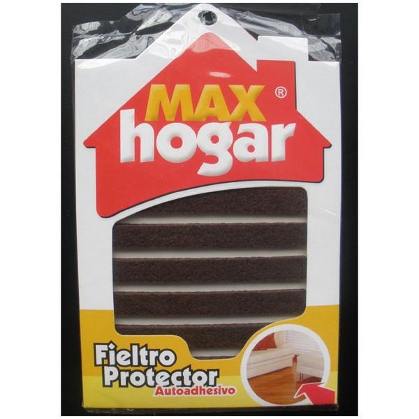 Filtro Protector Café 90x10x3mm 6Un MAX HOGAR